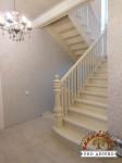 Деревянная лестница №02