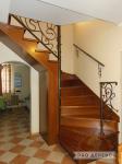 Деревянная лестница №12