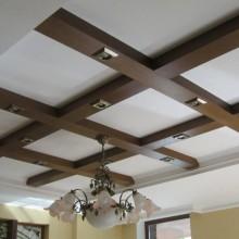 Потолок балочный №03