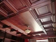 Потолок кессон №05
