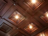 Потолок кессон №06