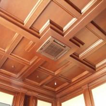 Потолок кессон №01