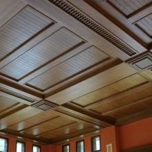 Потолок кессон №04