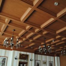 Потолок кессон №02