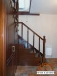 Деревянная лестница №05